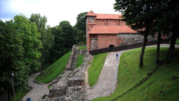 Верхний замок в Вильнюсе - Sputnik Latvija