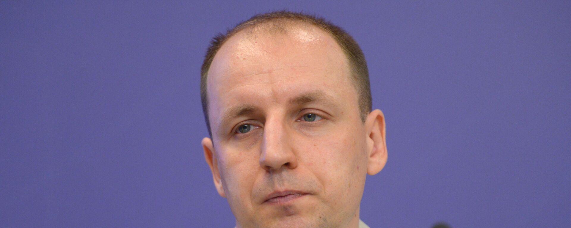 Эксперт Богдан Безпалько - Sputnik Латвия, 1920, 08.12.2020
