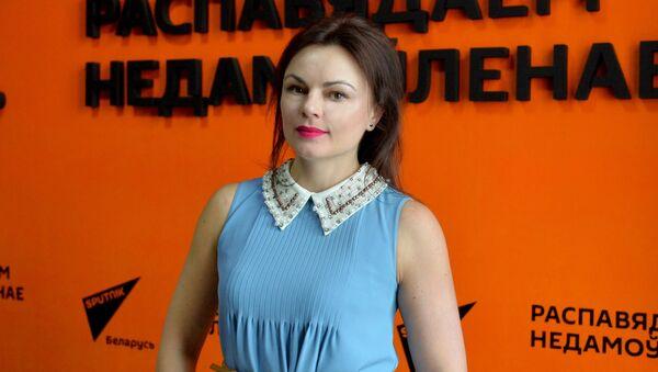Врач-диетолог Ирина Кабасакал - Sputnik Латвия
