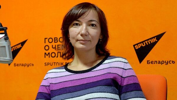Елена Черышева - Sputnik Latvija