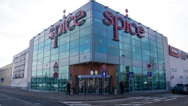 Торговый центр Spice - Sputnik Латвия