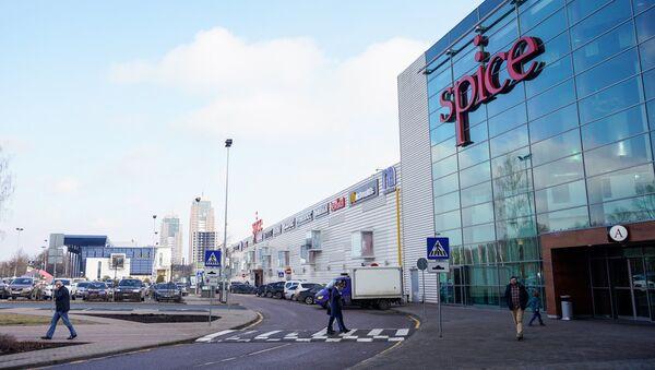 Торговый центр Spice - Sputnik Latvija