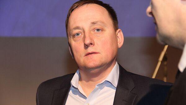 Главный экономист Swedbank Maртиньш Казакс - Sputnik Латвия