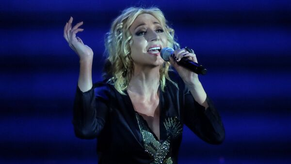 Krievijas dziedātāja Kristīne Orbakaite - Sputnik Latvija