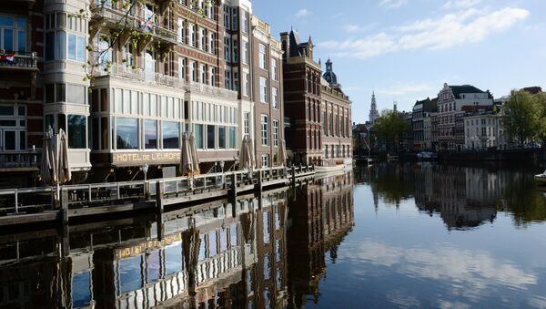 Города мира. Амстердам - Sputnik Латвия