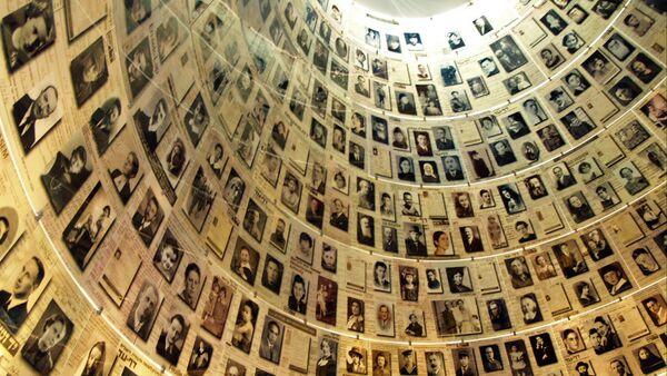 Яд ва-Шем Национальный мемориал Катастрофы и Героизма - Sputnik Latvija