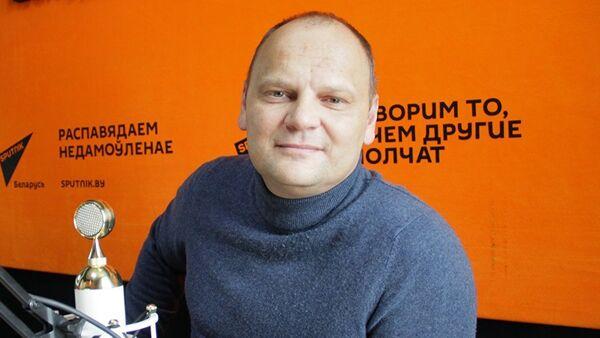 Депутат рижской городской думы Руслан Панкратов - Sputnik Latvija