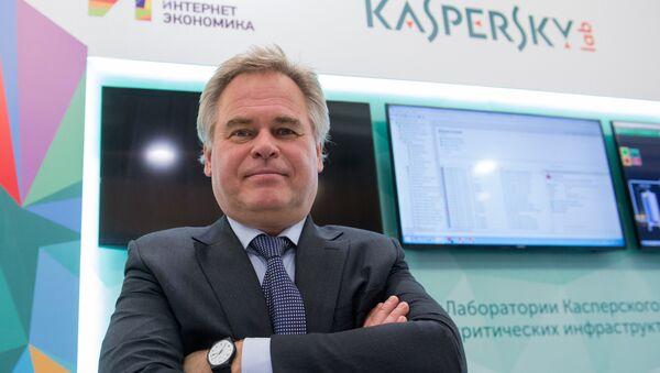 Jevgeņijs Kasperskis - Sputnik Latvija