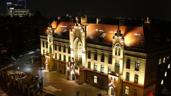 Рижская 1-ая больница - Sputnik Latvija