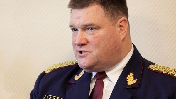 Начальник Госполиции Латвии Интс Кюзис - Sputnik Латвия