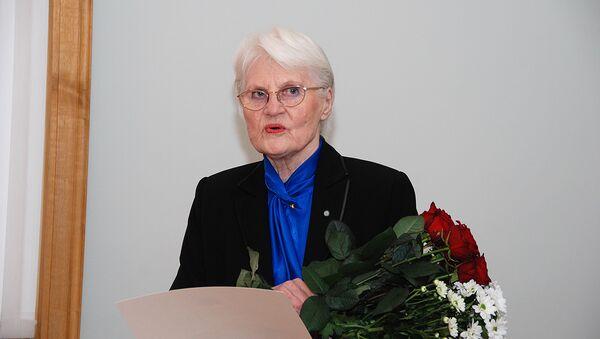 Латвийская художница Джемма Скулме - Sputnik Латвия