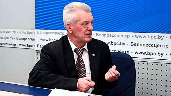 Эксперт, доктор философских наук, политолог Лев Криштапович - Sputnik Латвия