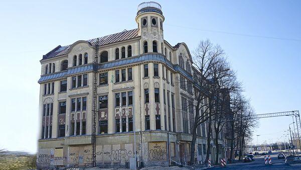 Здание в Риге - Sputnik Латвия