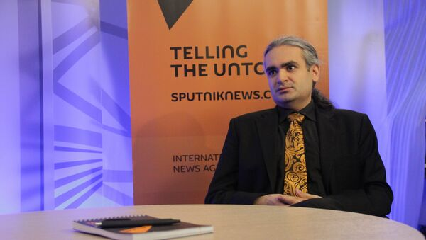 Политолог Геворг Мирзаян - Sputnik Латвия