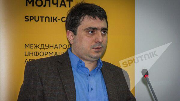 Председатель Общества Ираклия Второго Арчил Чкоидзе - Sputnik Латвия