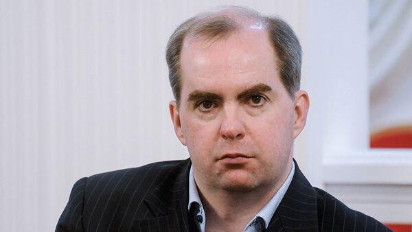 Политолог Максим Жаров - Sputnik Латвия