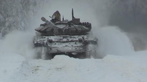 Танковый биатлон - Sputnik Латвия