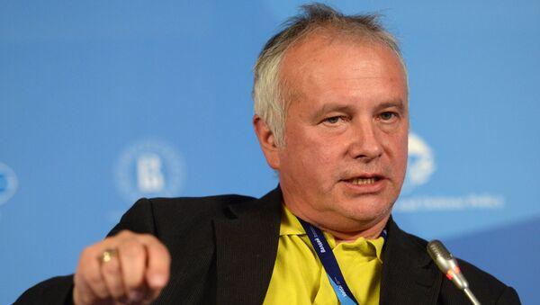 Немецкий журналист-международник Александр Рар - Sputnik Latvija