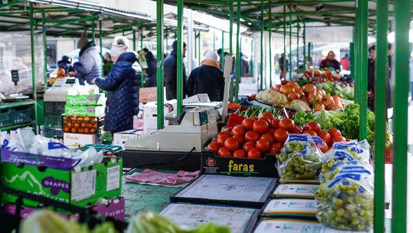 Центральный рынок - Sputnik Latvija