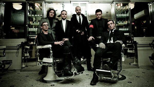 Рок группа Rammstein - Sputnik Latvija
