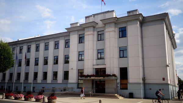 Елгавская городская Дума - Sputnik Латвия