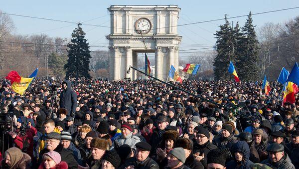 Dodons paziņojis, ka ES ir pievīlusi Moldovas pilsoņu cerības - Sputnik Latvija