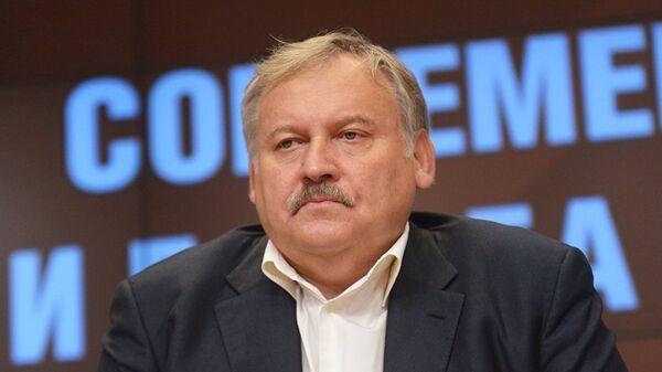Valsts domes NVS lietu komitejas priekšsēdētāja vietnieks Konstantins Zatuļins - Sputnik Latvija