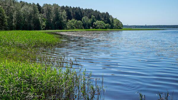 Озеро в Латвии - Sputnik Латвия
