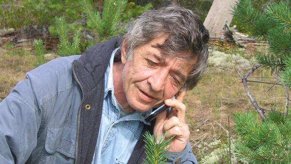 Директор Балтийского фонда природы Сагитов Рустам Абдулаевич - Sputnik Латвия