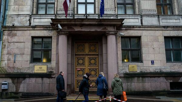 Здание Министерства финансов Латвии - Sputnik Латвия