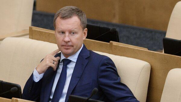 Экс-депутат Госдумы России Денис Вороненков - Sputnik Latvija