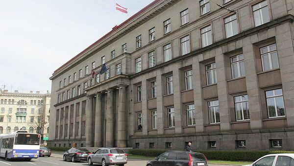 Кабинет министров ЛР - Sputnik Latvija
