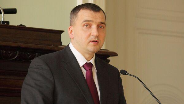 Нормундc Вилнитис, юрист - Sputnik Латвия