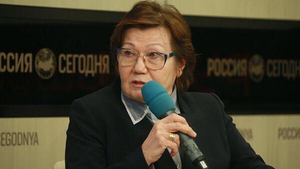 Александра Докучаева - Sputnik Латвия