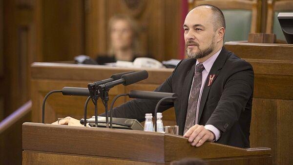 Депутат Имантс Парадниекс - Sputnik Латвия