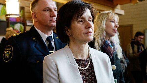Valsts ieņēmumu dienesta (VID) ģenerāldirektore Ilze Cīrule - Sputnik Latvija