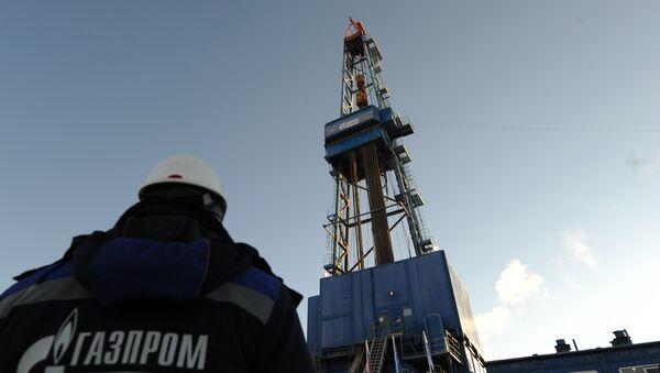 Gazprom, gāzes urbuma veidošana - Sputnik Latvija