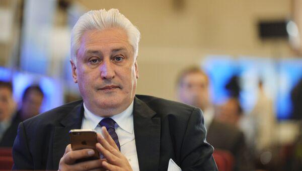 Главный редактор журнала Национальная оборона Игорь Коротченко - Sputnik Латвия