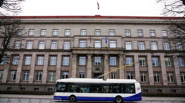 Кабинет министров Латвийской республики, Государственная канцелярия Латвийской республики - Sputnik Латвия