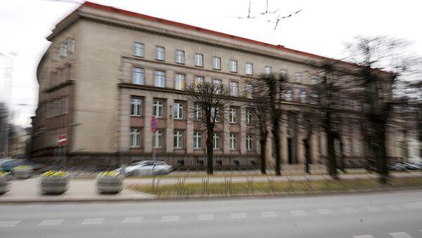 Кабинет министров Латвийской республики, Государственная канцелярия Латвийской республики - Sputnik Latvija