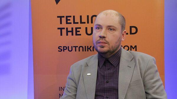Александр Камкин - Sputnik Латвия