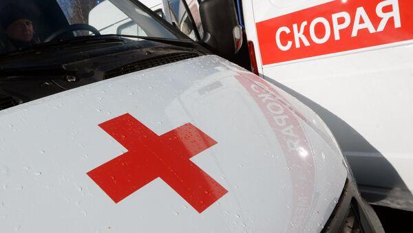 Автомобили скорой медицинской помощи в России - Sputnik Латвия