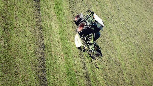 Сельскохозяйственная техника - Sputnik Латвия