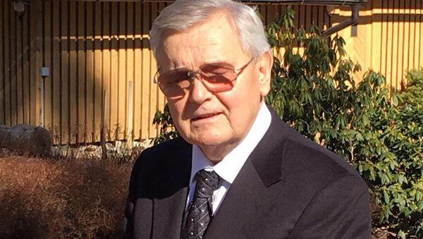 Экс-министр иностранных дел Латвии Янис Юрканс - Sputnik Латвия