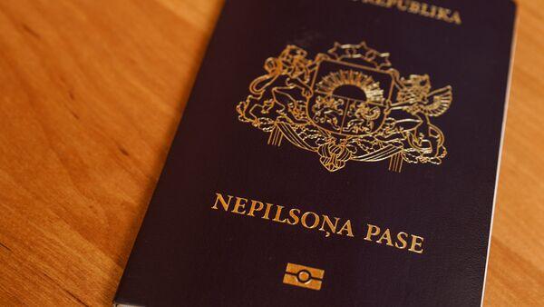 Latvijas nepilsoņa pase - Sputnik Latvija