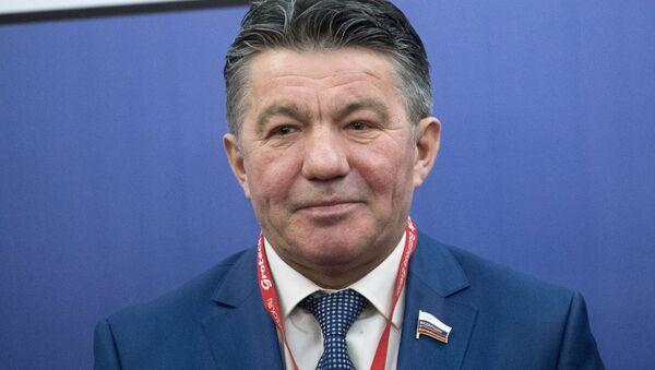 Председатель комитета Совета Федерации по обороне и безопасности Виктор Озеров - Sputnik Латвия