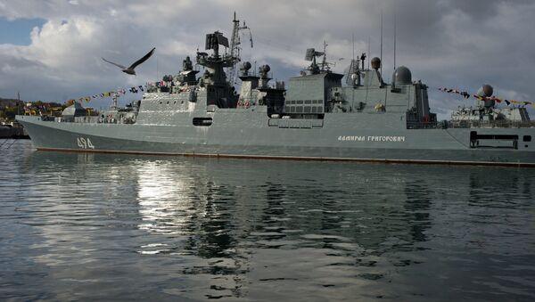 Фрегат Адмирал Григорович - Sputnik Латвия