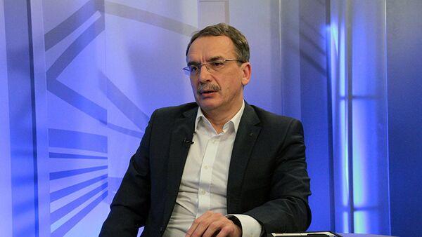 Советник министра обороны России Андрей Ильницкий - Sputnik Латвия