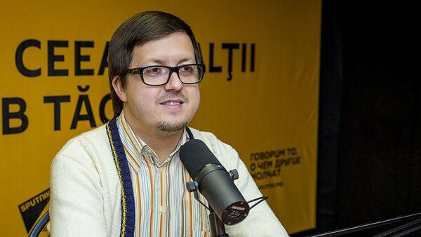 Священник Максим Мелинте - Sputnik Латвия