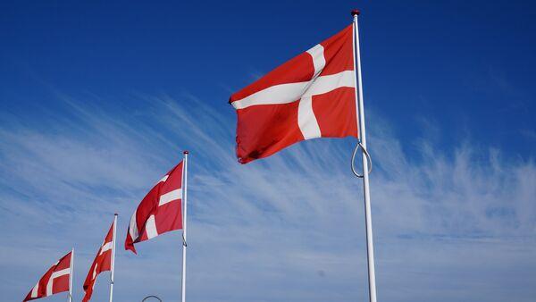 Флаг Дании - Sputnik Latvija